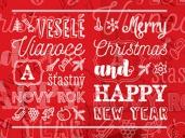 Krásne Vianoce a šťastný Nový rok 2016