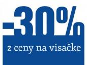 Práve teraz -30% v našich predajniach