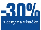 Jarné nákupy s 30% zľavou!